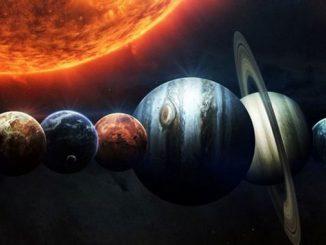 Парад планет, астрономия, явления, космос, звезды, планеты, Солнце, Меркурий, Венера, Земля, Марс, Юпитер, Сатурн, Нептун, Уран, Плутон