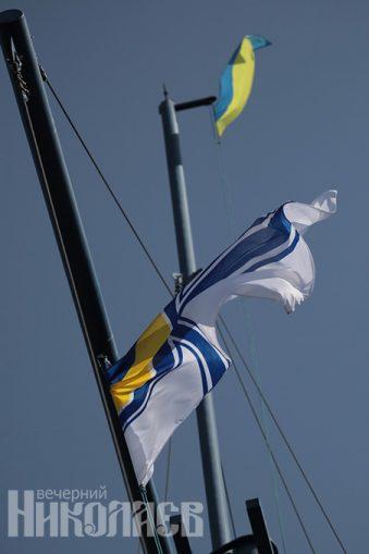 флот, День ВМС в Николаеве, яхт-клуб (с) Фото - Александр Сайковский, ВН