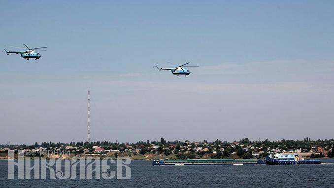 День ВМС в Николаеве, яхт-клуб (с) Фото - Александр Сайковский, ВН