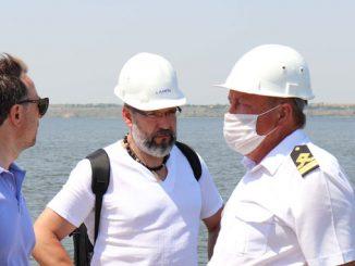 Ольвия, порт, СМП, морпорт, система, экология, безопасность, АМПУ, новости, Николаев