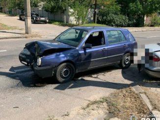 ДТП в Николаеве, травмировались 7 человек