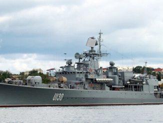 Фрегат Гетьман Сагайдачный, корабль, ВСУ, военно-морской флот Украины