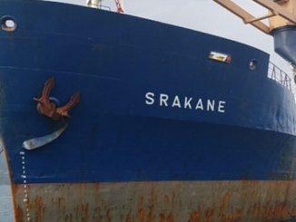 SRAKANE, корабль, судно, Бразилия, моряки вернулись домой
