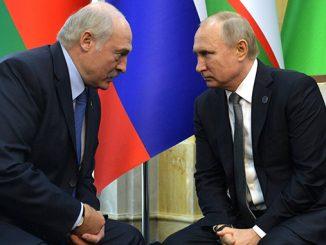 Александр Лукашенко, Владимир Путин, президентские выборы в Беларуси, Беларусь, белорусский майдан