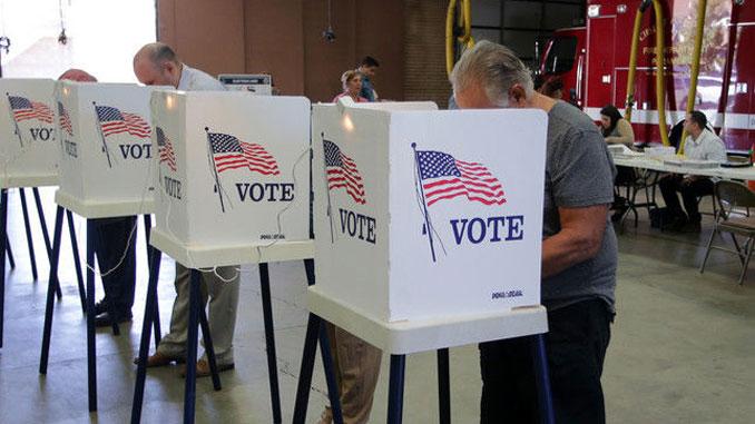 Чикаго, Иллинойс, На выборах в США, новости, выборы, США, Трамп, Байден, бюллетень, украинский язык, українська мова
