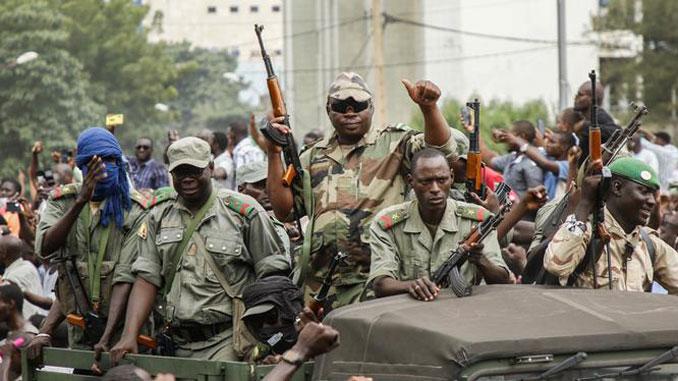 переворот в Мали, новости, реакция, МИД, Украина, Мали, Африка, негры, переворот,