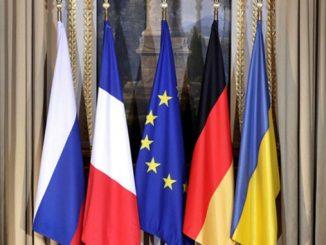 Встреча «нормандской четверки», новости, Украина, Франция, Германия, РФ, война, ультиматум, ОРДЛО, Донбасс, РФ,