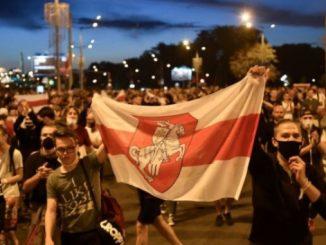 украинцев в Беларуси, протесты, пострадавшие, задержанные, новости, Енин, МИД, Украина, Беларусь,