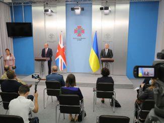 Министр обороны, новости, Украина, Великобритания, оборона, армия, ВСУ