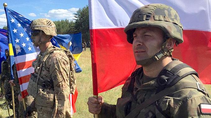 Польша и США, новости, НАТО, Альянс, Польша, США, Дуда, Трамп, армия, 5 корпус, военные, NATO, Альянс, безопасность,