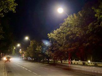 Садовая, ЖКХ, LED освещение, фонари, светильники, новости Николаева