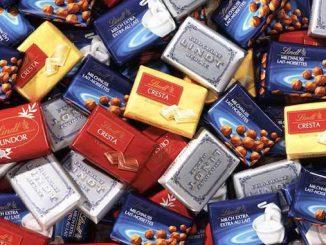 Швейцарский шоколад, Lindt