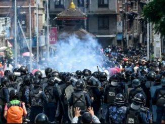 Непал, коронавирус, карантин