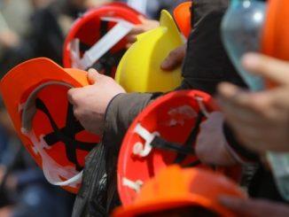 Шахтеры, шахты, подземная забастовка шахтеров, Кривой Рог
