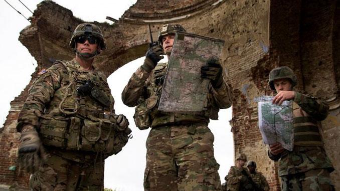 Rapid Trident-2020, ВСУ, новости, полигон, Украина, учения, международные, Минобороны, министерство обороны