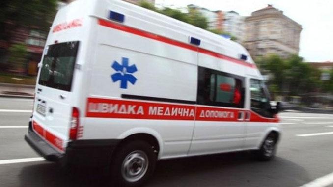 Женщина выпала из окна, новости, происшествия, Николаев, женщина, пожилая, пенсионер, скорая помощь, ГСЧС, полиция,
