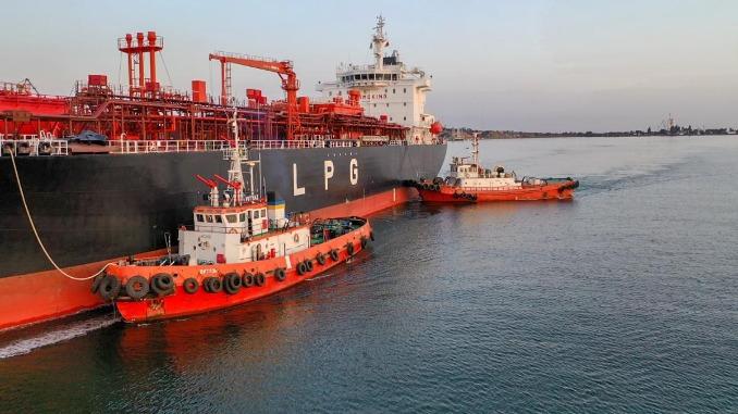 буксир помял танкер, буксир, танкер, аммиак, груз, швартовка, новости, АМПУ, Южный, порт, лоцман, Ставницер, происшествия, Стоп-коррупция в портах Украины, Украина