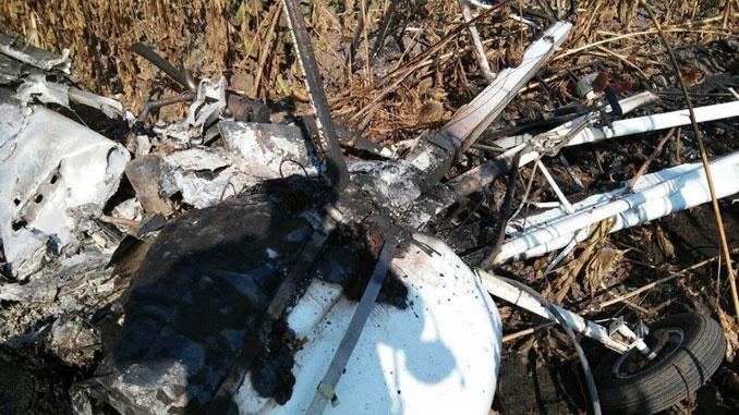 легкомоторный самолет, новости, происшествия, ГСЧС, Украина, самолет, авиация, малая, Бекас, X-32, авария, пилот, погиб, Сумы,
