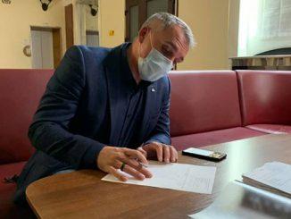 Александр Сенкевич, местные выборы, горизбирком, избирательна комиссия, Пропозиция, сейф