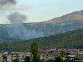 Нагорный Карабах, война, Армения, Азербайджан, РФ, Лавров, новости, боевые действия, перемирие, Карабах, конфликт, Турция, прекращение огня,