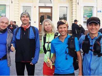 марафонцы николаев