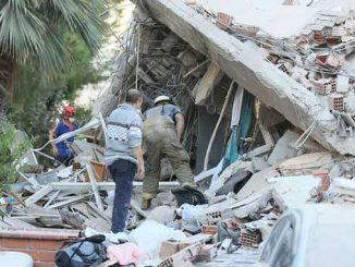 Землетрясение , Турция, стихия, бедствие, разрушения, Измир