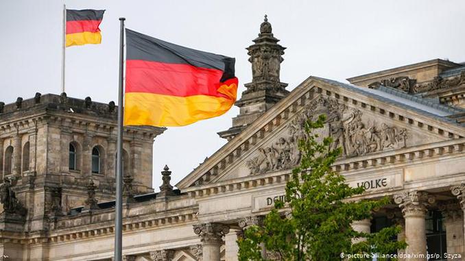Германия, Берлин, ФРГ