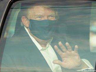 Дональд Трамп, коронавирус, Covid-19, выборы в США