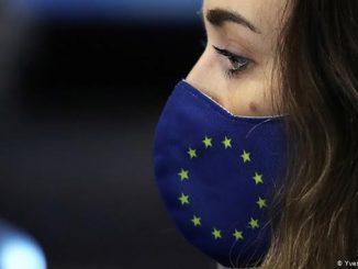 Коронавирус в Европе, Евросоюз, ЕС, COVID-19, карантин, маски