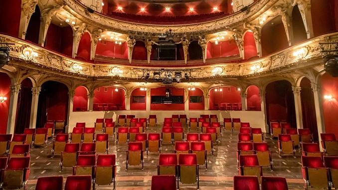 Карантин в Николаеве, массовые мероприятия, театр, социальная дистанция