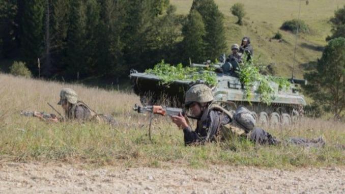 Combined Resolve, учения, новости, Германия, США, Украина, 28 бригада, ССО, армия, бригада им. Рыцарей Зимнего похода