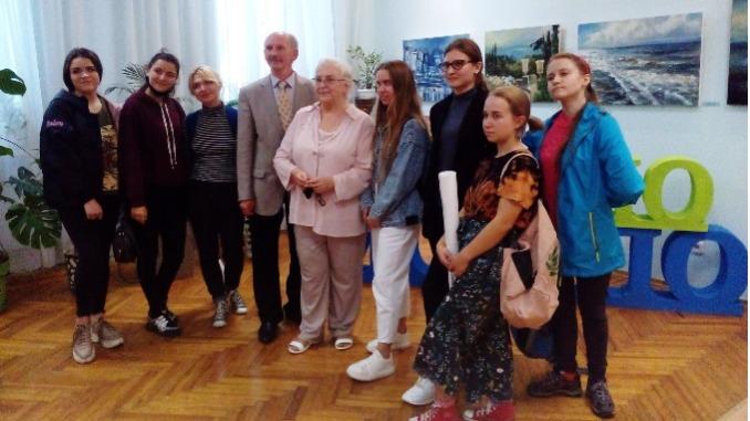 Выставка Купцовой, Николаев, областной, институт, последипломного образования, галерея, выставка, картины, Купцова, новости, натюрморты, марины