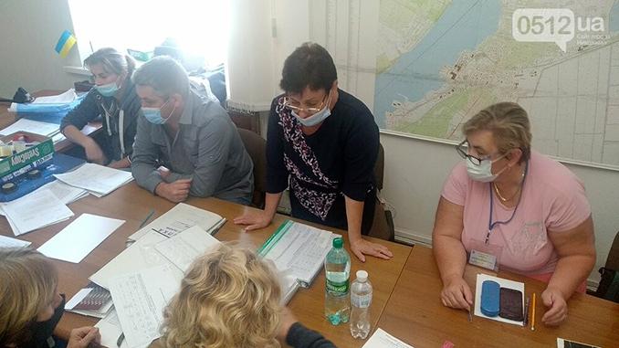 Горизбирком, избирательная комиссия Николаева, ОПЗЖ зарегистрировали на местные выборы