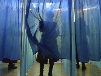 Местные выборы, голосование, участки