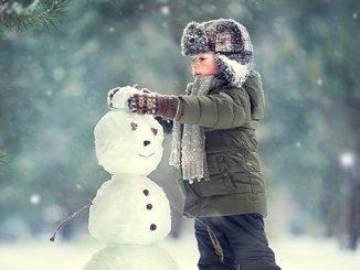 Дети, ребенок, куртка, зима, погода в Николаеве