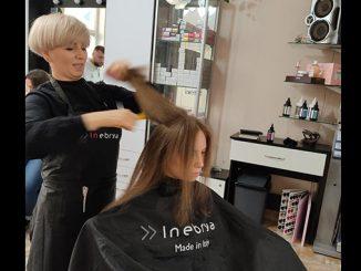 Благоворительность, благотворительный проект, Волшебный парикмахер, особенные дети, инвалидность