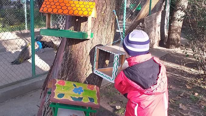 Николаевский зоопарк, Птицерия, птицы, природа, международный день синички, защита животных