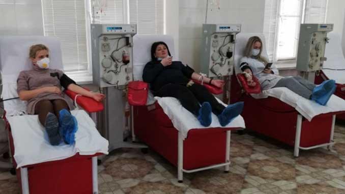 Медики, коронавирус, новости, Николаев, антитела, COVID-19, кровь, плазма, лечение