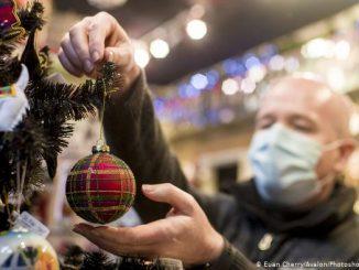 Рождество, Новый год 2021, карантин перед Рождеством