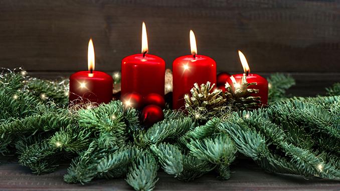 Адвент, Рождество, Новый год 2021