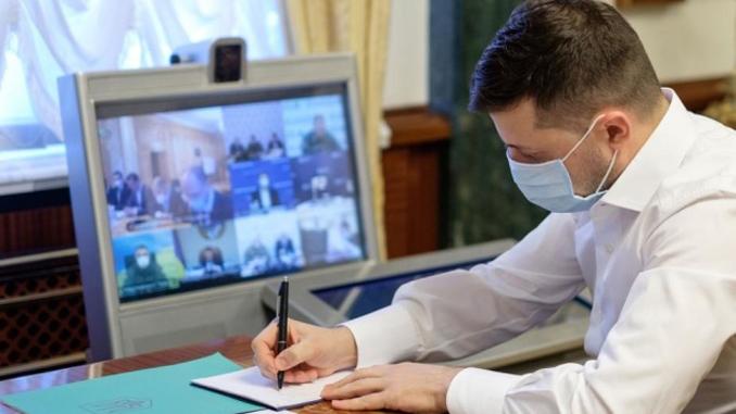 Зеленский закон, Зеленский, закон, штраф, маски, коронавирус ,пандемия, карантин, новости, Украина