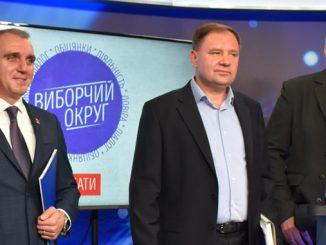 Теледебаты, Сенкевич, Чайка, суспильне, местные выборы, мэр, городской голова, новости Николаева