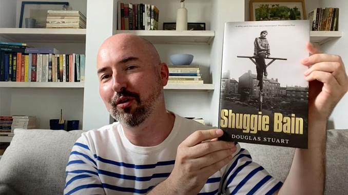 Дуглас Стюарт, книги, премия, кульура, литература, Букеровская премия, новости