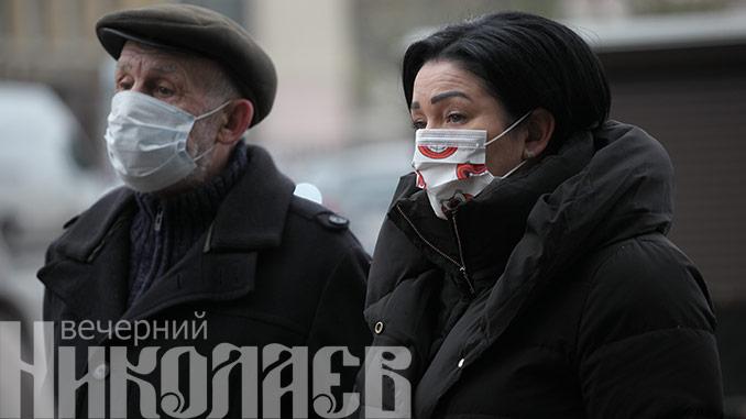 карантин, маски, коронавирус