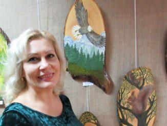 Етносвітлиця, арт-проект, искусство, творчество, Лебедь, художники, Николаев,