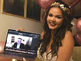 Свадьба по Zoom, Зум, бракосочетание, регистрация брака, США, Аргентина