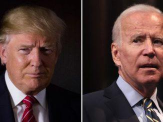 Дональд Трамп, Джо Байден, президентские выборы в США, результаты выборов