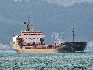 Stevia, Гвинейский залив, пираты захватили 6 украинских моряков
