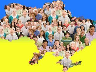 Всеукраинская перепись населения, общество, социум, Украина, общественное мнение, социология, социологический опрос