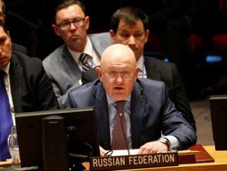 Представитель РФ в ООН, война, Донбасс, конфликт, РФ, Украина, новости, ООН, ДНР, ЛНР, Украина